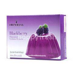 Imperial Gelatin Dessert Powder Blackberry Flavour