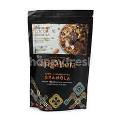 Singabera Chunky Cocoa Banana Artisan Handbaked Granola