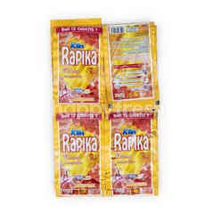 Rapika Biang 5in1 Lubricant Clothing Luxurious Gold