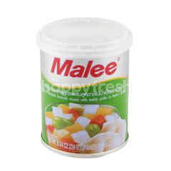 Malee Fruit Cocktial Mixed With Toddy Palm In Heavy Sryup