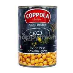 Coppola Salerno Ceci Kacang Arab