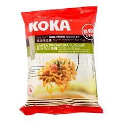 Koka Singapore Laksa Instant Non-Fried Noodles