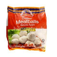 Farm's Best Chicken Meatballs