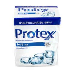 Protex Antibacterial Bar Soap Icy Cool Formula