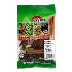 Meriah Mixed Spices