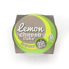 DEJA VUU Lemon Cheese Cake