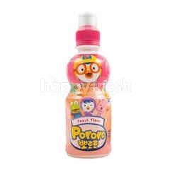 Paldo My Friend Pororo Peach Flavor Drink