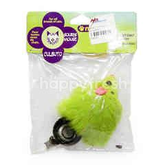Muscat Cat Springfield Mouse Rocking Toy