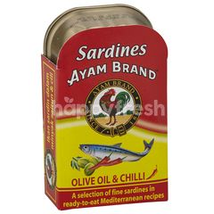 Ayam Sardines In Extra Virgin Olive Oil & Chilli