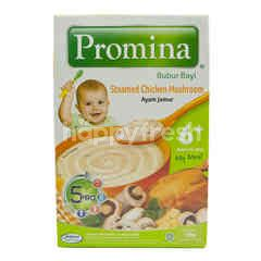 Promina Baby Porridge Steamed Chicken Mushroom