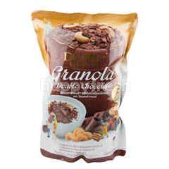 ไดมอนส์ เกรนส์ มิกซ์ ช็อกโกแลต ธัญพืชอบกรอบ รสช็อกโกแลต