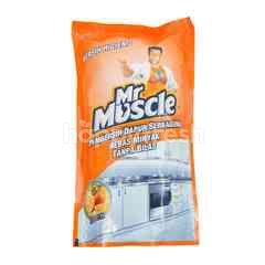Mr. Muscle Pembersih Dapur Aksi Jeruk