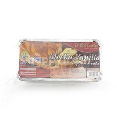 D'GATEAUX Mocha Vanilla Pound Cake