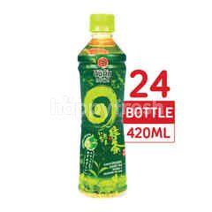 อิชิตัน ชาเขียว รสต้นตำรับ 420 มล. (แพ็ค 24)
