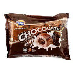 MIGHTY WHITE Chocolate Bun