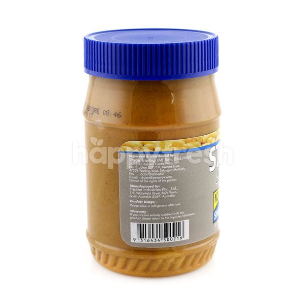 Steffi's Choice Delight Smooth No Added Sugar Peanut Butter