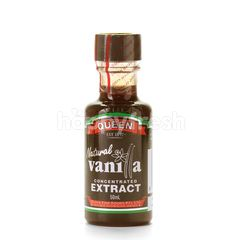 QUEEN Natural Vanilla Concentrated Extract