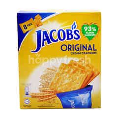 Jacobs Original Cream Cracker (8 Pieces)