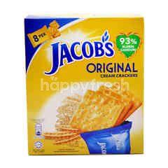 Jacobs Original Cream Cracker (8 Pieces)