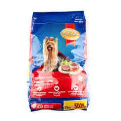 Smart Heart Small Breed Roasted Beef Flavor Dog Food