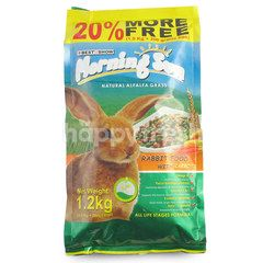 Best In Show Morning Sun Rabbit Food with Carrots