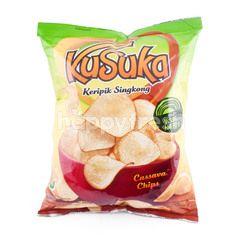 Kusuka Cassava Chips American Corn