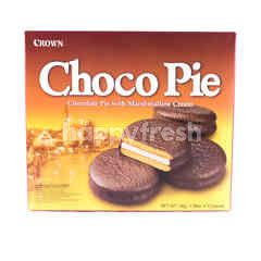 Crown Choco Pie