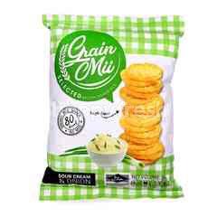 Grain Mii Sour Cream & Onion Biscuit