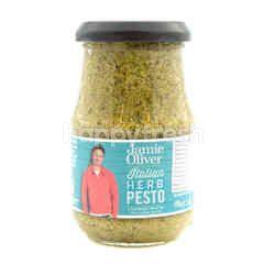 Jamie Oliver Italian Herb Pesto