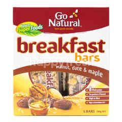 Go Natural Breakfast Bars