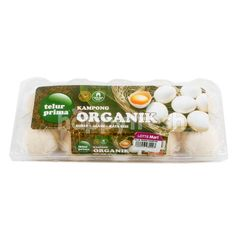 Telur Prima Organic Kampong Chicken Egg