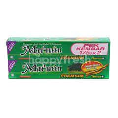 MU'MIN Premium Toothpaste (2 Pieces)