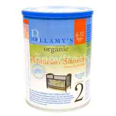 BELLAMY'S Organic Follow-Up Formula Step 2