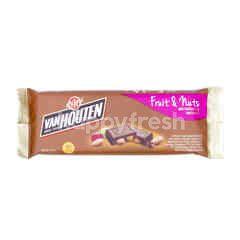 Van Houten Fruit and Nuts Milk Chocolate