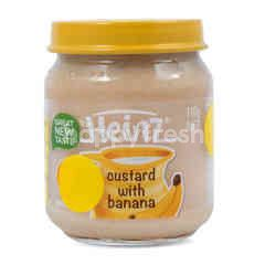 Heinz Banana Custard