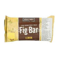 Nature's Bakery Stone Ground Whole Wheat Fig Bar Lemon Twin Pack