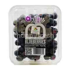 Berry World Blueberries 125G