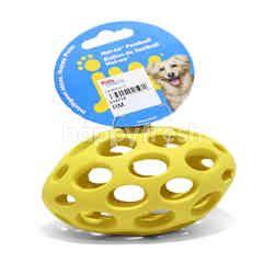 JW Hol-Ee Football Dog Toys