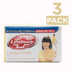 Lifebuoy Sabun Batang Lemon Segar