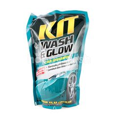 Kit Wash & Glow Car Shampoo
