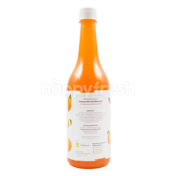 Tropicana Slim Orange Sugar Free Syrup