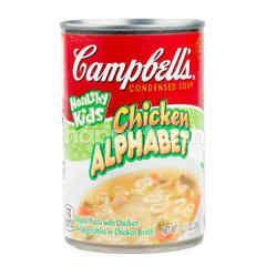 แคมเบลส์ ซุปไก่ผสมมักกะโรนี