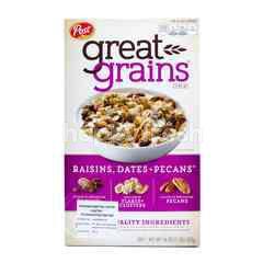Post Great Grains Raisin Dates Pecans Cereal