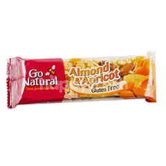 GO NATURAL Almond dan Aprikot