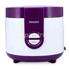 Philips Pemasak Nasi HD3116SSR Warna Ungu