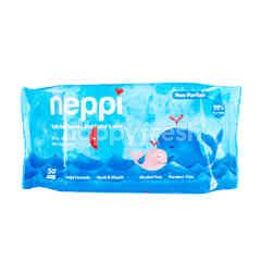 Neppi Non-Parfum Baby Wipes Alcohol Free