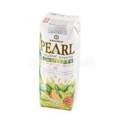 Kikkoman Pearl Organic Soy Milk Green Tea