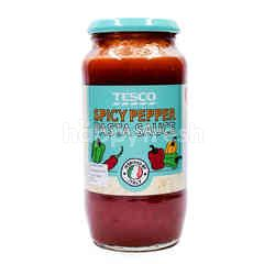 Tesco Pasta Sauce - Spicy Pepper
