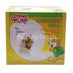 LIVING WORLD Medium Animals Exercise Ball