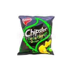 TWISTIES Chipster Sour Cream & Onion